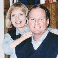 Ed and Nancy Pickering, discount real estate brokers